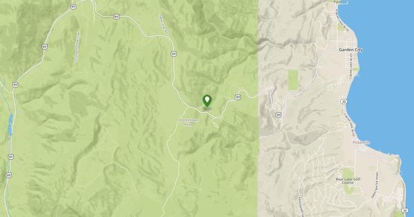 Garden City Summit Snow Report Utah Snotel 1114
